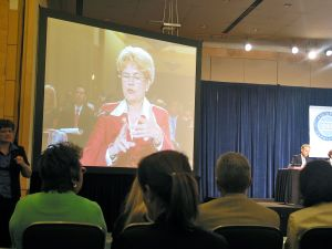 Honorable Jane Lubchenco