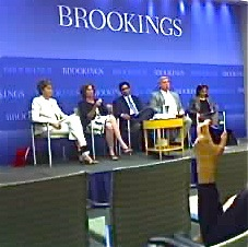 Panel Brookings Institute 10_12_10