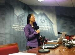 Sophia Liu, USGS researcher